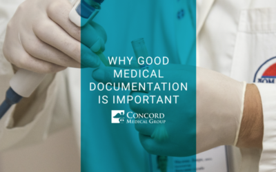 Why Good Medical Documentation is Important