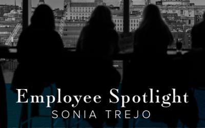 Employee Spotlight: Sonia Trejo
