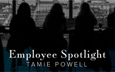 Employee Spotlight: Tamie Powell