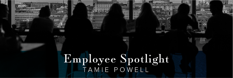 Employee Spotlight: Tamie Powell